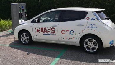 Viaggio in auto elettrica con la Nissan Leaf
