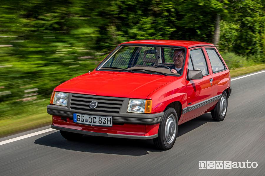 Opel Corsa A prima generazione 1983