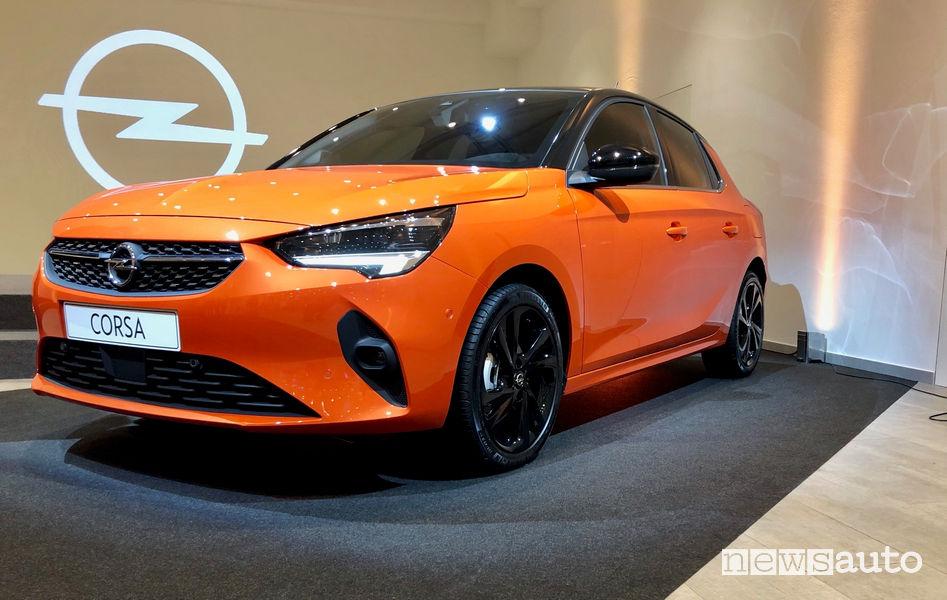 Nuova Opel Corsa 2020 Elegance