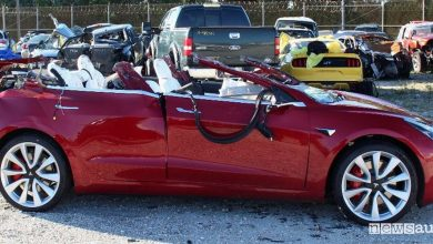 Photo of Auto elettrica, incidente Tesla con autopilot finisce sotto un camion