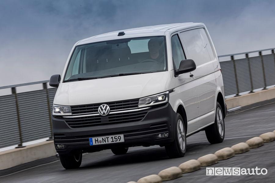 Volkswagen Bulli 6.1 Transporter mascherina anteriore