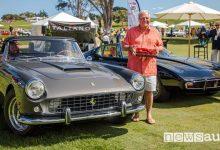 Photo of Concorso Italiano in USA, Ferrari 250 GT II Cabriolet è la Best in Show 2019