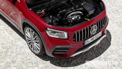 Photo of Mercedes GLB, motori benzina e diesel caratteristiche