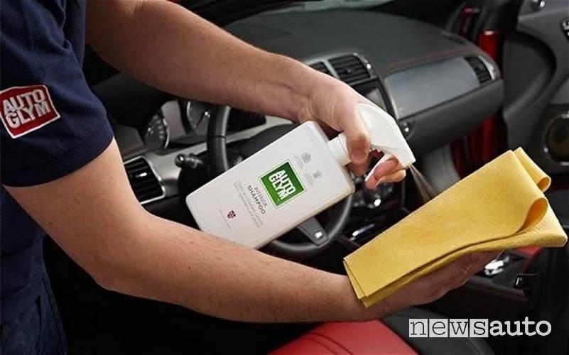 come proteggere auto dal sole prodotti interni