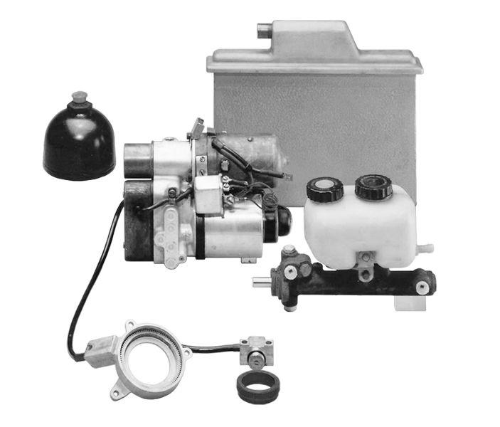 sistema ABS Continental MK I 1969