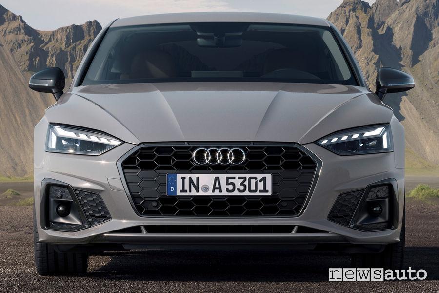Nuovo frontale, griglia a nido d'ape Audi A5 Sportback
