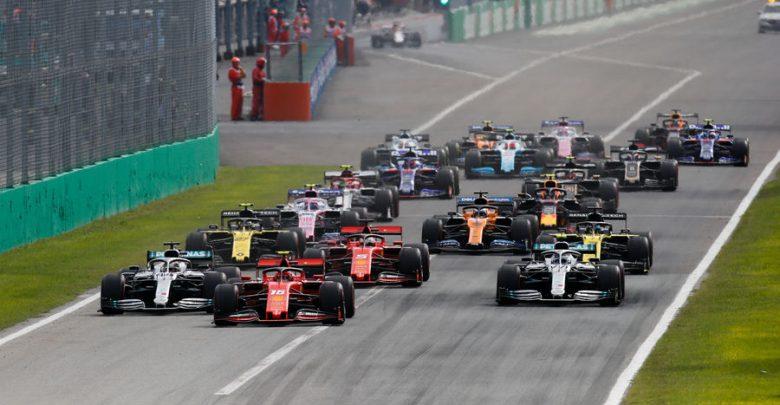 Gp Italia f1 2020 a Monza a porte chiuse