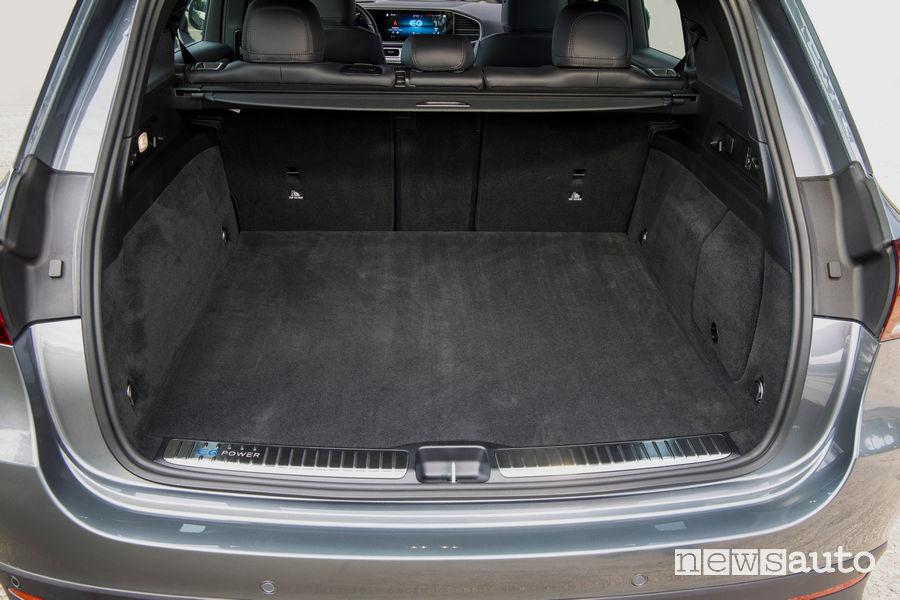 Vano bagagliaio Mercedes-Benz GLE 350 de 4MATIC