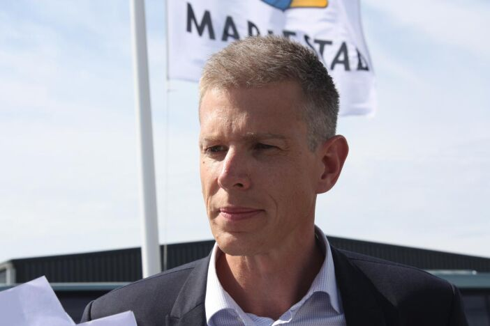 Fredrik Hedlund Northvolt