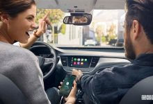 Connettività Opel infotainment OpelConnect Apple Car Play