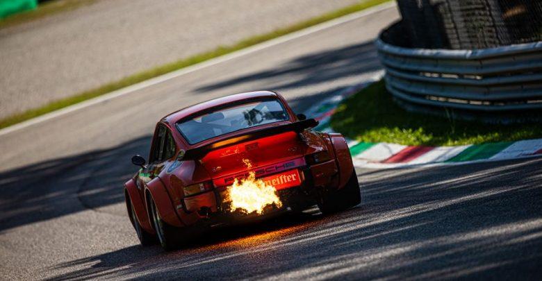 Spari Porsche 911 Monza Historic 2019