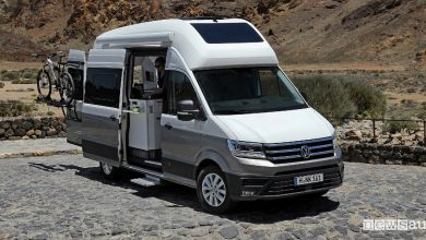 camper Volkswagen Grand California