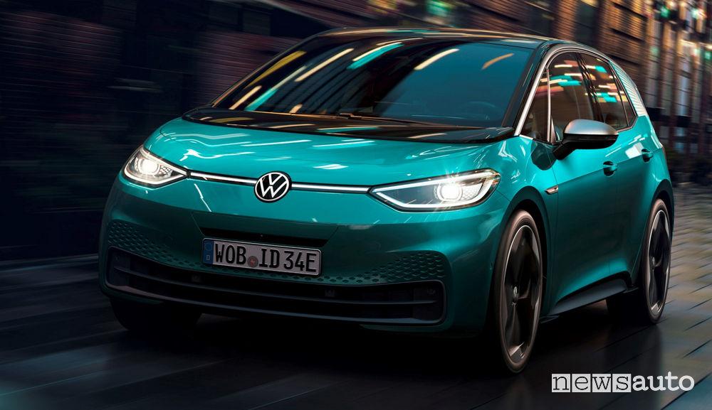 Fari a LED Volkswagen ID.3 1ST
