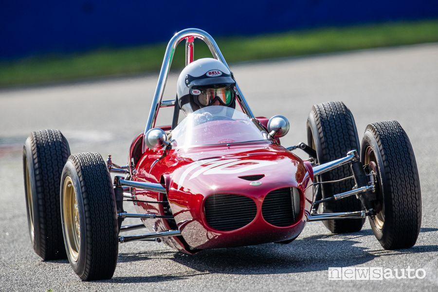 Wainer F3 1962 gare auto storiche Monza Historic 2019