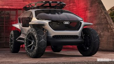 Photo of Audi AI:TRAIL, il fuoristrada del futuro è elettrico ed a guida autonoma