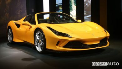 Photo of Ferrari F8 Spider, anteprima nuova supercar di Maranello [foto e video]