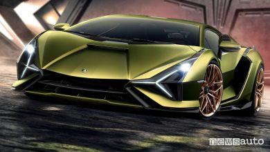 Photo of Lamborghini Sian, anteprima della prima Lambo ibrida HEV