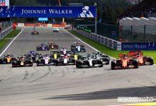 Orari Gp Belgio F1 2021, diretta SKY e differita TV8