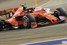 Qualifiche F1 Gp Singapore 2019