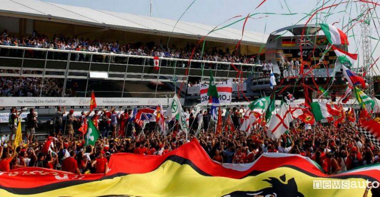 Orari Gp Italia F1 2019