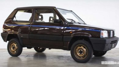 Photo of Fiat Panda 4×4 elettrica, batteria e autonomia fino a 100 km