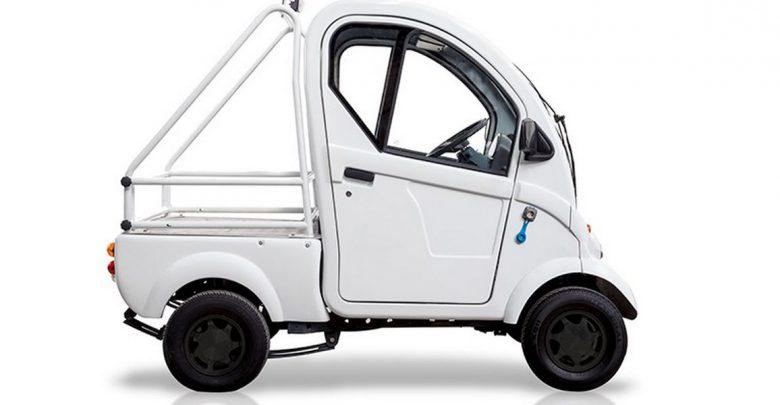 Furgoncino elettrico ElettroCargo Green Vehicles