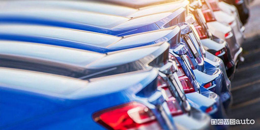 Vendite auto mercato europa 2019
