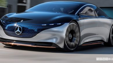 Photo of Mercedes Vision EQS, anteprima delle berline di lusso del futuro