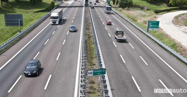 Concessioni autostradali, dietrofront del Governo