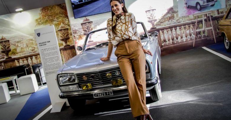 Peugeot 304 Cabriolet Auto e Moto d'Epoca Padova 2019