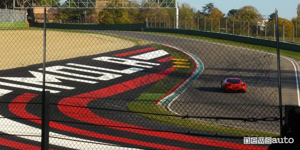 Autodromo di Imola accordo triennale Eco Certificazioni