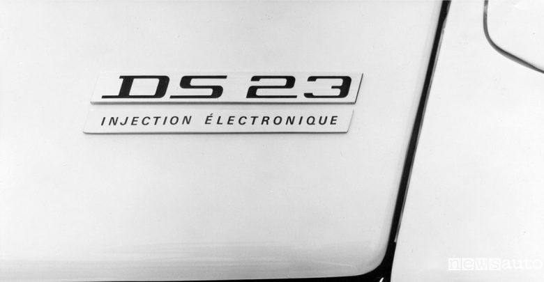 Iniezione elettronica DS23 IE