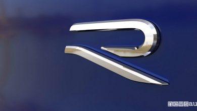 logo Volkswagen R