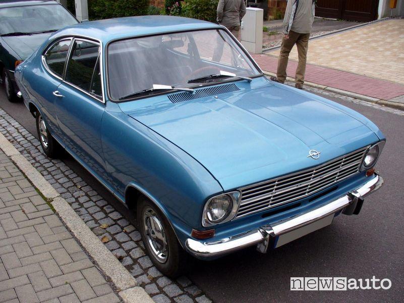 Opel Kadett B Coupé 1965