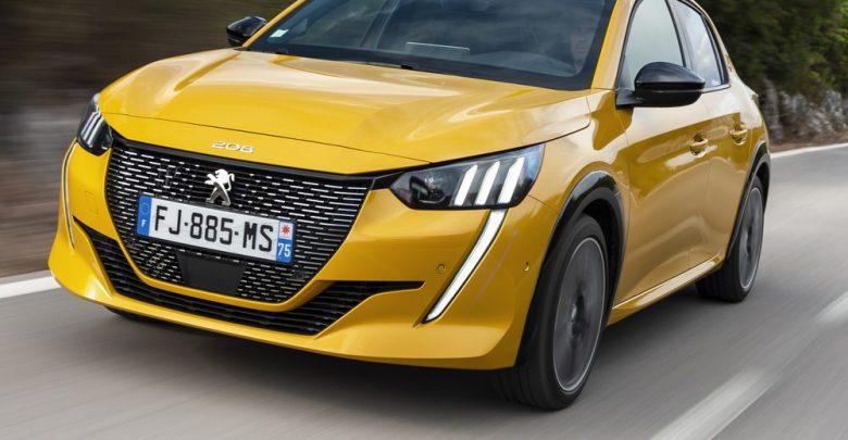 Peugeot 208 2019 GT Line prova su strada