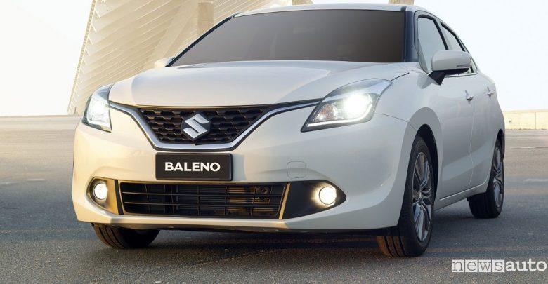 Suzuki Baleno Hybrid