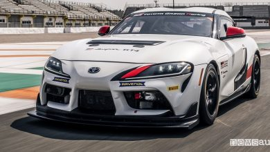 Toyota Supra da corsa