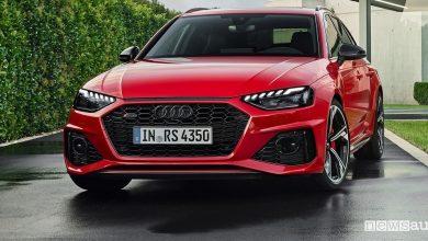 Photo of Audi RS 4 Avant 2020, motore V6 450 CV (caratteristiche e prezzo)
