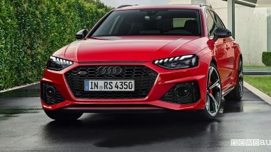 Photo of Audi RS 4 Avant 2020, motore V6 450 CV (anteprima  e foto)