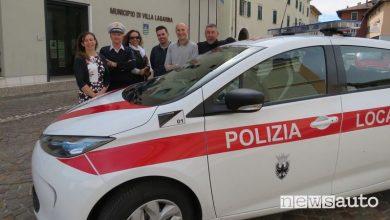 Photo of Auto elettrica del Comune, Renault Zoe, Nissan Leaf e BMW i3
