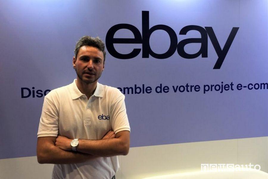 Francesco Faà di Bruno, Head of Motors di eBay in Italia