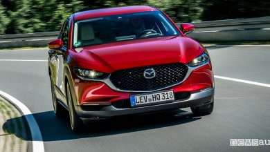 Photo of Mazda CX-30 vince il premio Volante d'Oro, Golden Steering Wheel