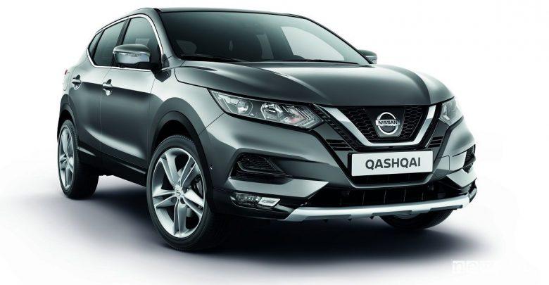 Nissan Qashqai N-Motion Start