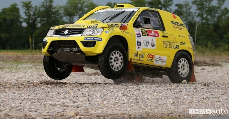Suzuki Grand Vitara Campionato Italiano Cross Country 2019