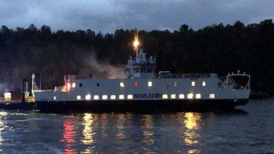 Photo of Esplosione sul traghetto elettrico norvegese, colpa delle batterie (grandi)