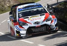 WRC 2019 Rally di Spagna Tanak Toyota