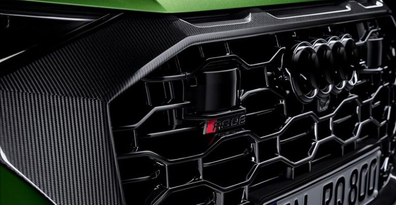 Griglia a nido d'ape Audi RS Q8