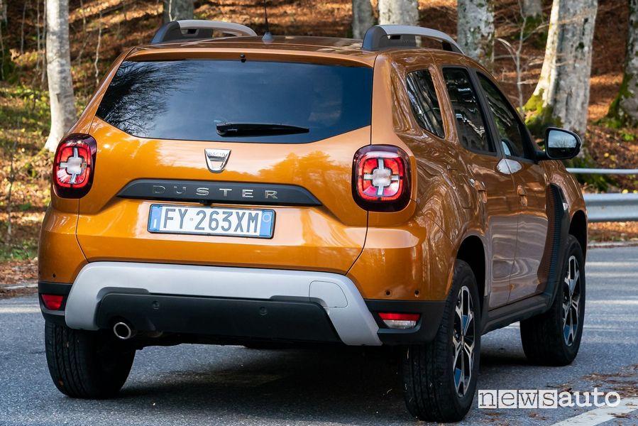 Portellone posteriore Dacia Duster benzina TCe 100