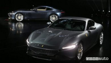 Photo of Ferrari Roma, debutta a Roma la coupé di Maranello [scheda tecnica]