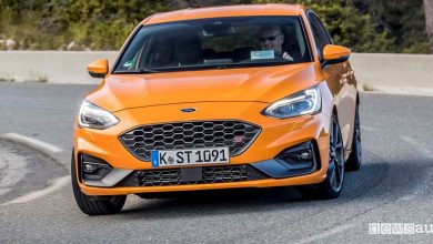 Photo of Ford Focus ST, prova in pista  EcoBoost 2.3